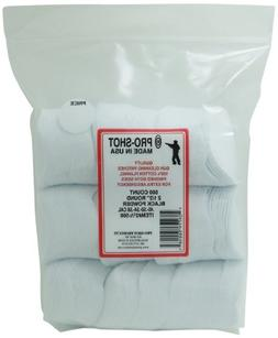 Pro-Shot .45-.58 Caliber 2 1/2-Inch RD. 500 Count Patches