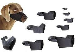 9 DOG GROOMING Professional Groomers Muzzles Set Kennel Vet