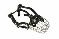 Dean and Tyler Wire Basket Muzzle, Size No. 3 - Miniature Sc