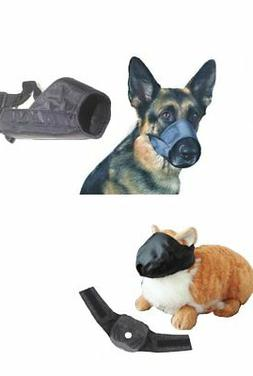 12 Pack Piece DOG CAT GROOMING MUZZLES groomers vet kennel S