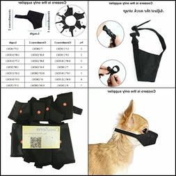 Dog Muzzle For Small,Medium,Large Dogs Prevent From Biting,B
