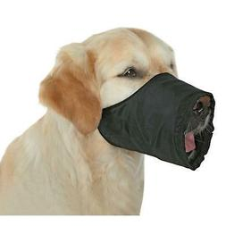 Trixie Dog Muzzle L Adjustable for Large Breeds , Polyester