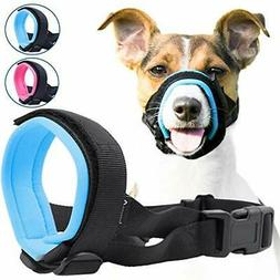 Gentle Muzzle Guard for Dogs - Prevents Biting and Unwanted