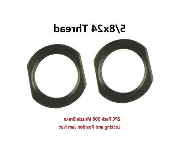 2pc all steel 5 8 24 tpi