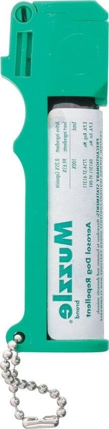 Mace Muzzle Dog Repellent ORMD Contains 0.35% Capaicin. Abou