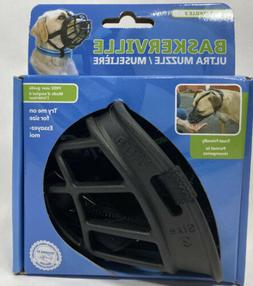 LM Baskerville Ultra Muzzle for Dogs Size 3 - Dogs 25-45 lbs