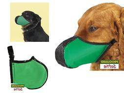 SOFTIE DOG MUZZLE LARGE-Pit Bull Terrier,Border Collie,Small