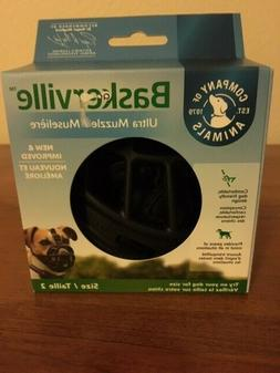 The Company of Animals Baskerville Ultra Muzzle for Dogs Siz